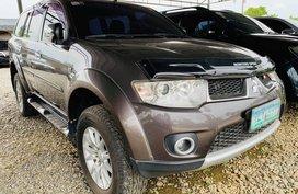 2013 Mitsubishi Montero Sport Automatic Diesel for sale
