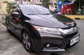 Selling 2nd Hand Honda City 2015 at 33000 km in Lucena