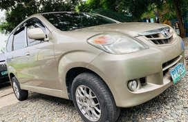Sell 2nd Hand 2011 Toyota Avanza at 70000 km in Isabela
