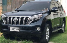 Toyota Land Cruiser Prado 2015 for sale in Muntinlupa