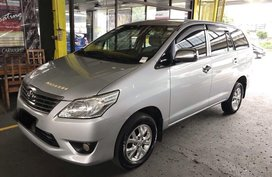 2013 Toyota Innova at 68000 km for sale