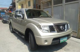 2011 Nissan Navara for sale in Quezon City