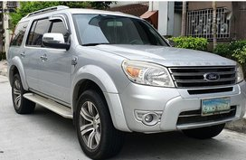 Ford Everest 2012 for sale in Quezon City