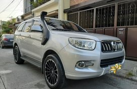 2016 Foton Toplander for sale in Quezon City