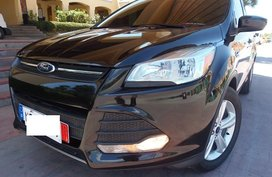 Black 2016 Ford Escape for sale in Quezon City