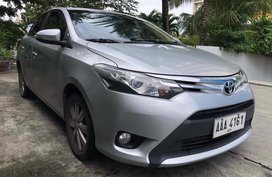 Sell 2nd Hand 2014 Toyota Vios Automatic at 80000 km