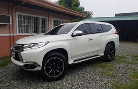 Sell Used 2016 Mitsubishi Montero Sport Automatic Diesel