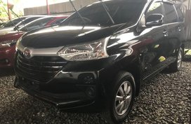 Selling Black Toyota Avanza 2018 at 6800 km