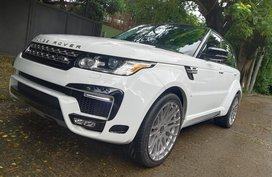 2015 Land Rover Range Rover Sport for sale in Parañaque