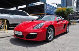 2015 Porsche Boxster for sale in Pasig
