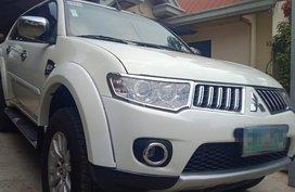 Mitsubishi Montero Sport 2011 for sale in Lipa