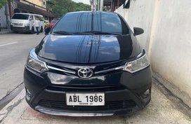 Black Toyota Vios 2015 for sale in Quezon City