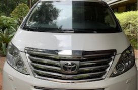 Toyota Alphard 2014 for sale in Muntinlupa