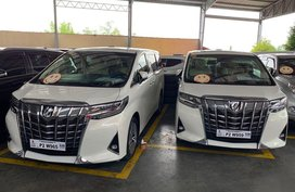 Toyota Alphard 2019 for sale in Pasig