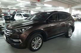 2016 Hyundai Santa Fe at 34000 km for sale
