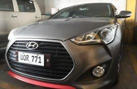 2014 Hyundai Veloster for sale in Manila