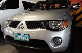 2009 Mitsubishi Strada for sale in Manila