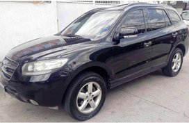 2009 Hyundai Santa Fe for sale in Manila