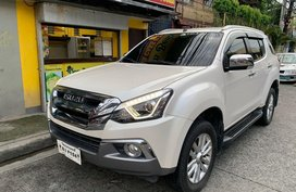 2018 Isuzu Mu-X for sale in Quezon City
