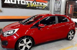 2013 Kia Rio for sale in Quezon City