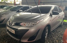 Sell Silver 2019 Toyota Vios in Quezon City