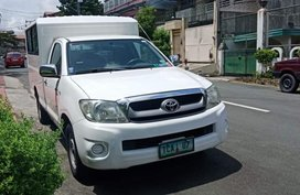 Toyota Hilux 2009 for sale in Quezon City