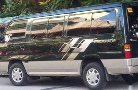 Nissan Urvan Escapade 2015 for sale in Makati
