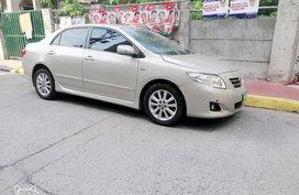 2008 Toyota Altis for sale in Sampaloc