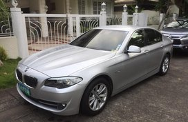 Sell Silver 2010 Bmw 523I in Quezon City