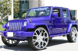 Jeep Wrangler 2010 for sale in Muntinlupa