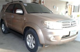 2011 Toyota Fortuner for sale in Mandaue