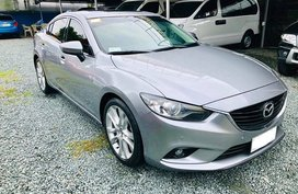 Used 2015 Mazda 6 Sedan at 31000 km for sale in Las Pinas