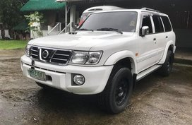 Sell White 2001 Nissan Patrol in Bulacan