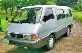 Sell 2nd Hand 1998 Kia Besta at 74000 km in Metro Manila