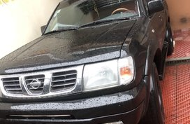 Selling Nissan Frontier 2002 Manual Diesel in Baguio
