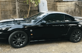 Black 1999 Ford Mustang for sale in Manila