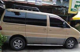 1999 Hyundai Starex for sale in Quezon City