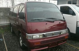 2015 Nissan Urvan for sale in Cainta