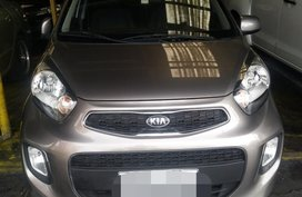 Kia Picanto 2015 for sale in Manila