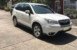 2014 Subaru Forester for sale in Davao City