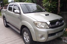 2011 Toyota Hilux for sale in Davao City