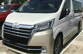 Toyota Hiace 2019 for sale in Manila