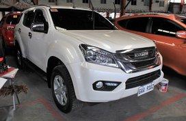 2016 Isuzu Mu-X Automatic Diesel for sale