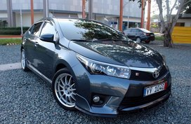 2016 Toyota Corolla Altis for sale in Caloocan