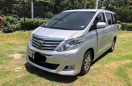 2012 Toyota Alphard for sale in Makati