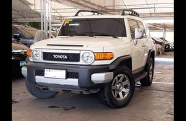 Toyota Fj Cruiser 2015 at 48000 km for sale