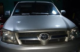 2008 Toyota Hilux for sale in Manila
