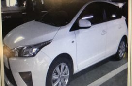 Toyota Yaris 2016 for sale in Taguig