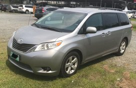 2011 Toyota Sienna for sale in Pasig