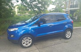 2016 Ford Ecosport for sale in Quezon City